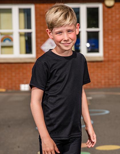 Junior Quick Dry T-Shirt